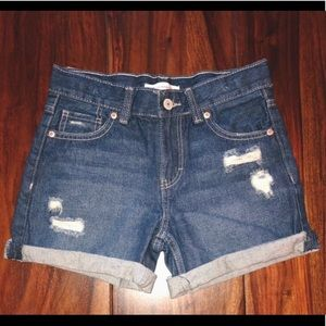 Girl's Levi Girlfriend shorts